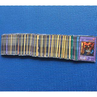 ユウギオウ(遊戯王)の遊戯王 初期 100枚以上(シングルカード)