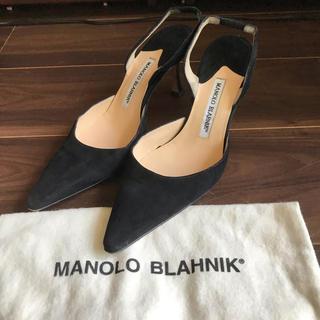 MANOLO BLAHNIK - MANOLO BLAHNIK マノロブラニク 38