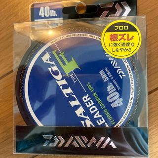 ダイワ(DAIWA)のソルティガ リーダー タイプF 40LB(釣り糸/ライン)