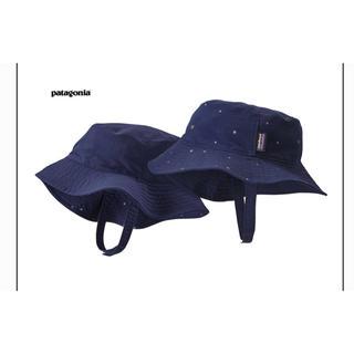 patagonia - パタゴニア 帽子 ネイビー