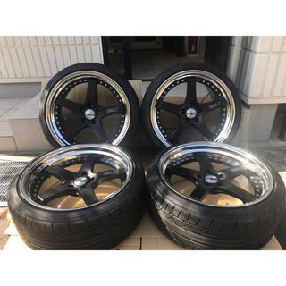 kana様専用 SSR SP4 20インチ タイヤホイール 4本セット 超美品(タイヤ・ホイールセット)