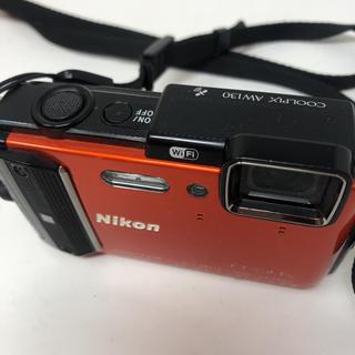 ニコン(Nikon)の防水.アクションカメラ Nikon AW130 SDカード付き(コンパクトデジタルカメラ)