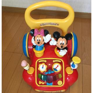 アイデス(ides)のides ディズニーサウンドロボット 手押し車(手押し車/カタカタ)