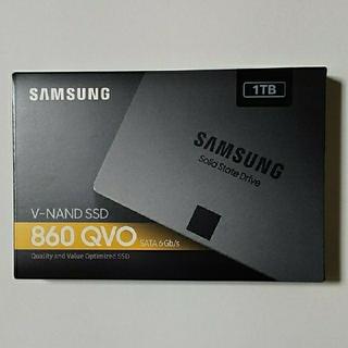 SAMSUNG - 1TB Samsung SSD 860 QVO MZ-76Q1T0B/ IT