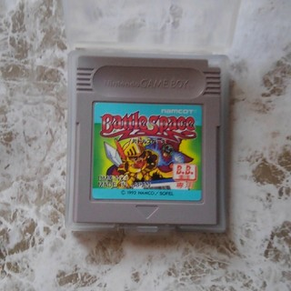 ゲームボーイ(ゲームボーイ)のNintendo GAME BOY バトルスペース(家庭用ゲームソフト)