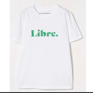ドゥロワー(Drawer)のタグ付き未使用 Les Petits Basics(ル ベーシック)  Tシャツ(Tシャツ(半袖/袖なし))