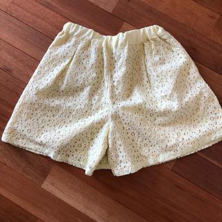 GU - 女児ショートパンツ