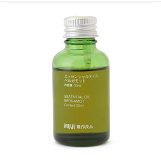MUJI (無印良品) - 無印良品 エッセンシャルオイル ベルガモット 30ml
