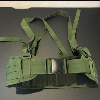 こうちまん様専用 タクティカルベルト サスペンダー付き(戦闘服)