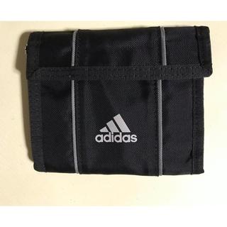 アディダス(adidas)のadidas  マジックテープ財布(財布)
