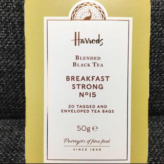 ハロッズ(Harrods)のHarrods紅茶(茶)