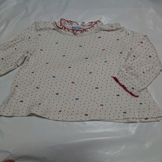 ファミリア(familiar)のファミリア80センチ(Tシャツ)