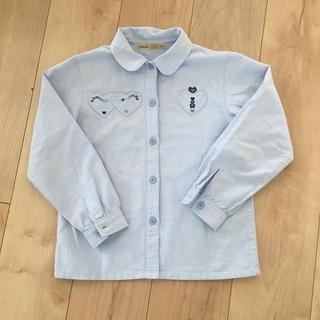 ファミリア(familiar)のf dashシャツ(ブラウス)