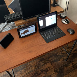 echoshow5、LENOBOタブレット、fireHD8(第7世代)