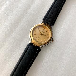 ウォルサム(Waltham)のウォルサム  ビンテージ  レディースクォーツ腕時計 電池あり ベルト未使用(腕時計)