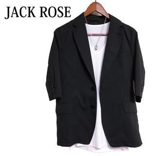 JACKROSE - JACK ROSE LUV MAISON テーラードジャケット七分袖ジャケット