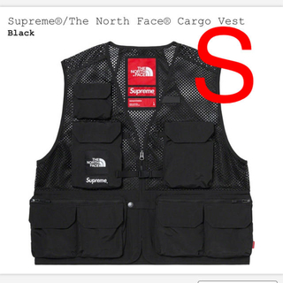 ナイキ(NIKE)のSupreme The North Face Cargo Vest Sサイズ(ベスト)