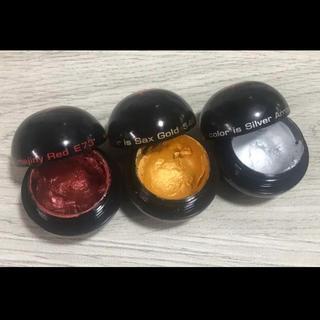 【3点セット】EMAJINY 難ありカラーリング ワックス エマジニー wax(ヘアワックス/ヘアクリーム)