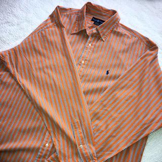 ポロラルフローレン(POLO RALPH LAUREN)のラルフローレン シャツ オレンジ(シャツ)