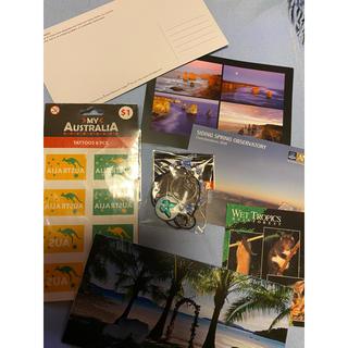 Australia ポストカード等(カード/レター/ラッピング)