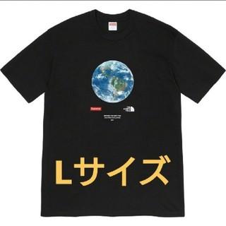 シュプリーム(Supreme)のsupreme the North face world tee(Tシャツ/カットソー(半袖/袖なし))