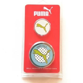 プーマ(PUMA)の【激レア・非売品】PUMA 2in1 ボールマーカー・スターターコイン(その他)