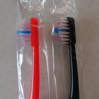 奇跡の歯ブラシ2本