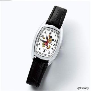 ディズニー(Disney)の雑誌 付録】 ヴィンテージ調 ミッキーマウス腕時計(その他)