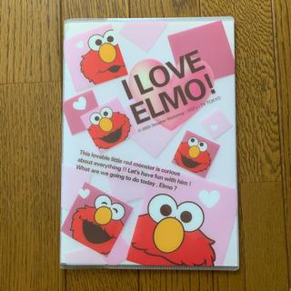 セサミストリート(SESAME STREET)のエルモ ELMO A4ノート(ノート/メモ帳/ふせん)