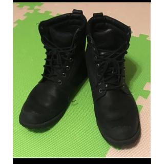 ティンバーランド(Timberland)のティンバーランド 黒 ブーツ(ブーツ)