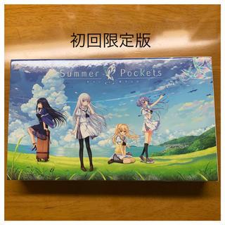 summer pockets サマーポケッツ(PCゲームソフト)