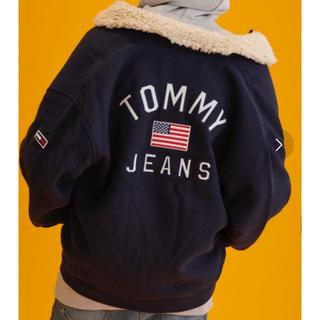 トミー(TOMMY)のTommy  jeans バックロゴジャケット(Gジャン/デニムジャケット)