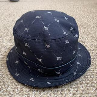 バーバリーブルーレーベル(BURBERRY BLUE LABEL)のBURBERRY BLUE LABEL 帽子(ハット)
