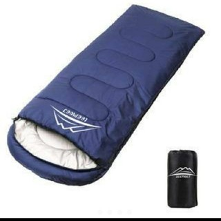 寝袋   保温 210T防水シュラフ 快適温度10度-25度(寝袋/寝具)