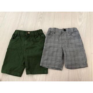 familiar - タルティーヌエショコラ ファミリア 男の子パンツ2枚、Tシャツ、シャツ2枚セット