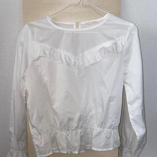 エヘカソポ(ehka sopo)のシャツブラウス(シャツ/ブラウス(長袖/七分))