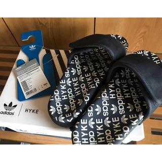HYKE - 限定 adidas original HYKE アディダス ハイク サンダル