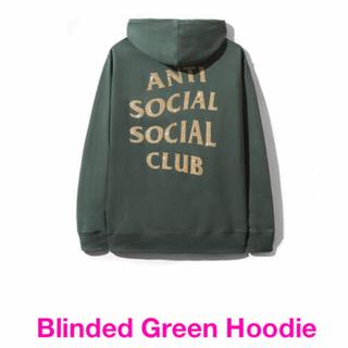 アンチ(ANTI)の【新品未開封】Anti Social Social Club パーカー(パーカー)