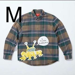 シュプリーム(Supreme)の20SS Supreme Daniel Johnston Plaid shirt(シャツ)