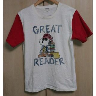 ピーナッツ(PEANUTS)のPEANUTS メンズTシャツ(Tシャツ/カットソー(半袖/袖なし))