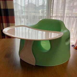 バンボ(Bumbo)のバンボ ミントグリーン テーブル付き(その他)