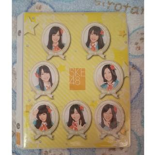 エスケーイーフォーティーエイト(SKE48)のSKE48のフォットブック(アイドルグッズ)