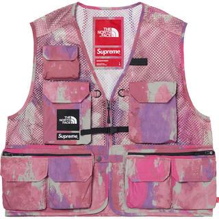 ナイキ(NIKE)の【S】supreme the north face Cargo Vest (ベスト)