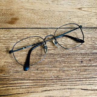 グリモワール(Grimoire)の☆期間限定値下げ中☆【美品】ヴィンテージ 眼鏡フレーム(サングラス/メガネ)