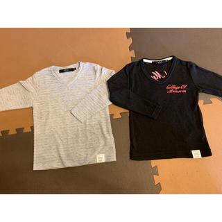 アズールバイマウジー(AZUL by moussy)の子供服 AZUL by moussy(Tシャツ/カットソー)