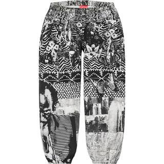 シュプリーム(Supreme)の【S】supreme Miles Davis Skate Pant black(その他)