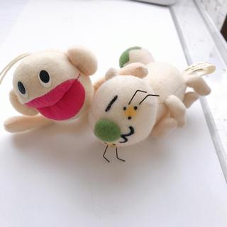 まっちゃとタップくんマスコットセット(キャラクターグッズ)