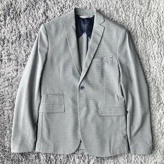 ザラ(ZARA)の着用回数少なめ!夏にクールなジャケット!ZARAジャケット サイズ46(テーラードジャケット)