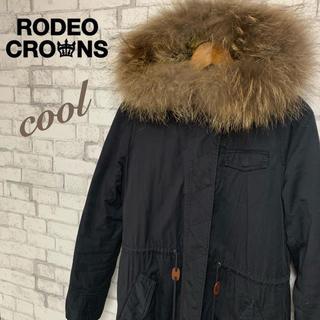 RODEO CROWNS - 【最終値下げ!】RODEO CROWNS ロデオクラウンズ/モッズコート 美品
