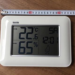 タニタ(TANITA)のタニタ 温湿度計 コンディションセンサー(置時計)